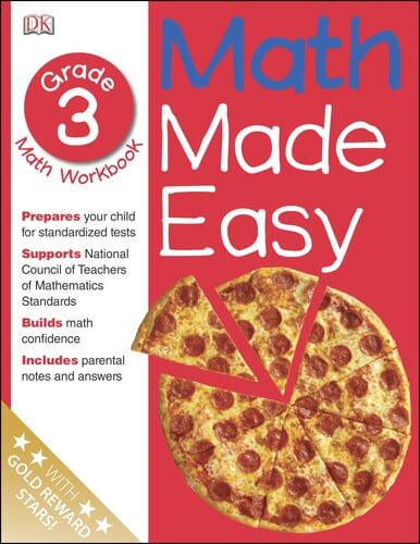 Homeschool Elementary Math Made Easy K-5 by DK Publishing