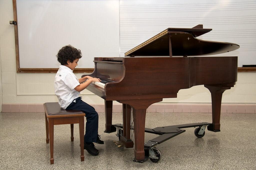 MusicTime Piano Recital