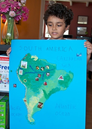 MBTP Final Project: Geography of a Continent, Part 3 – South America