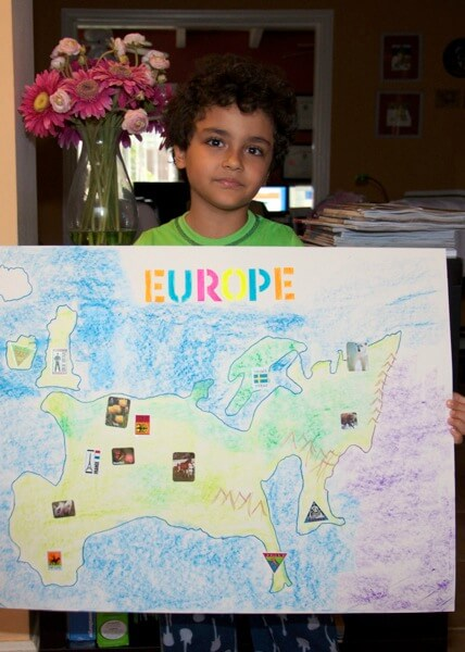 MBTP Final Project: Geography of a Continent, Part 6 – Europe
