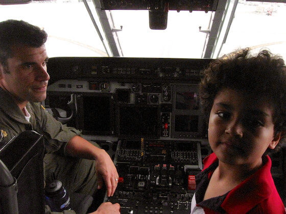Homeschoolers (HOME) Field Trip to the U.S. Coast Guard in Opa Locka, Miami