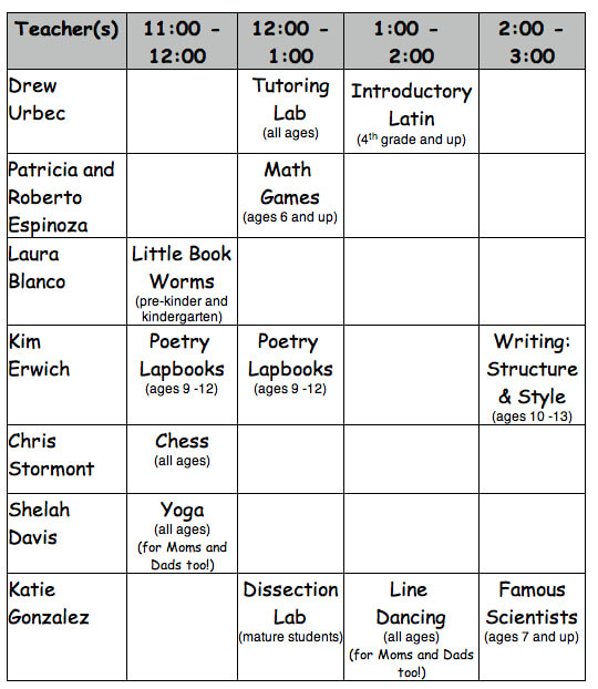 Homeschool Enrichment Classes Mini Semester at PATH in Dadeland, Miami