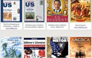 Secular US History Curriculum for 7-10 year olds