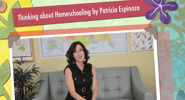 Thinking about Homeschooling by Patricia…