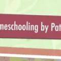 My son loves homeschooling