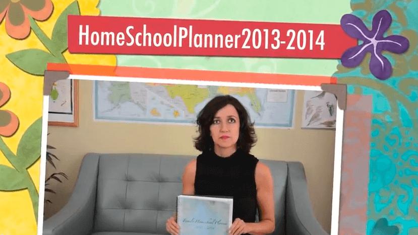 Homeschooling Resources – Printable Homeschool Planner PDF