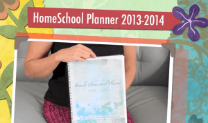Homeschool Planner 2013 2014 PDF