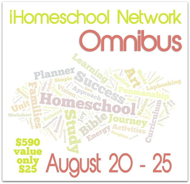 Homeschool eBook Bundle – 91 Homeschool eBooks for only $25
