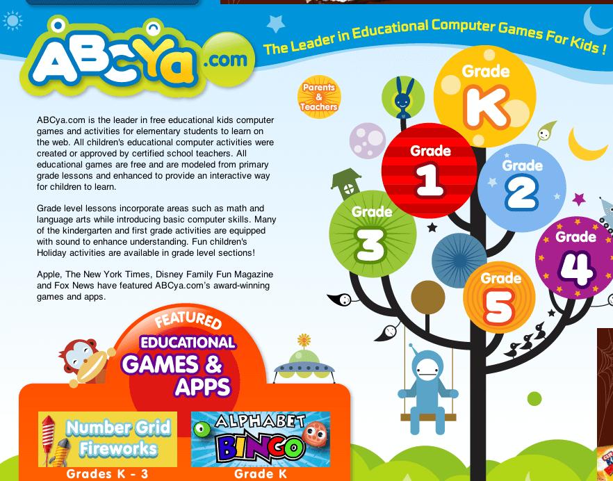 10 Free Teaching Resource Websites Preschool to Grade 12