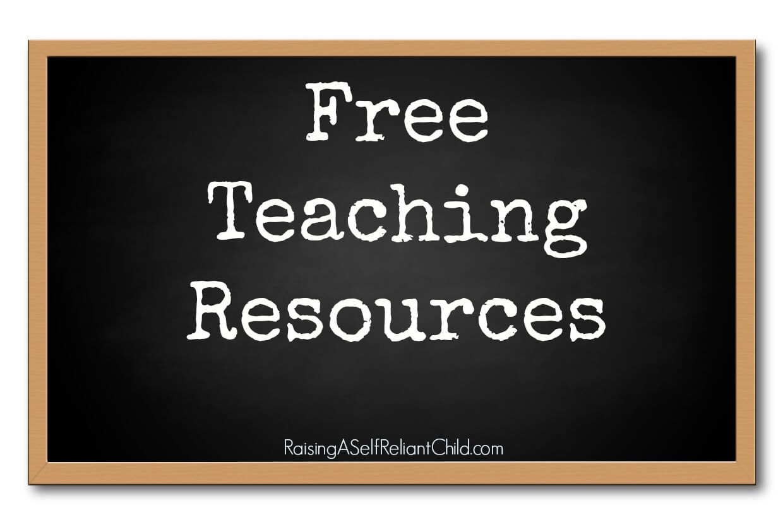7 Free Teaching Resources Websites Preschool to Grade 12 – Part 2
