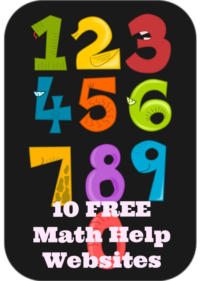 10 Free Math Help Websites for Your Homeschool