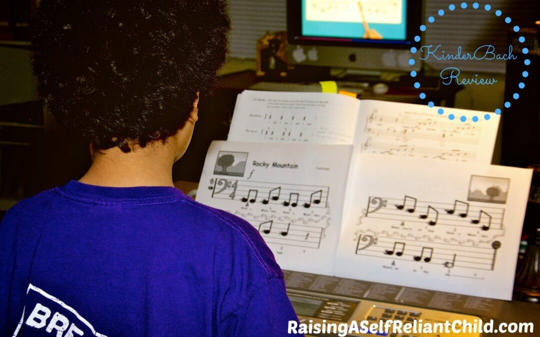 KinderBach Online Piano Lessons for Young Children Review