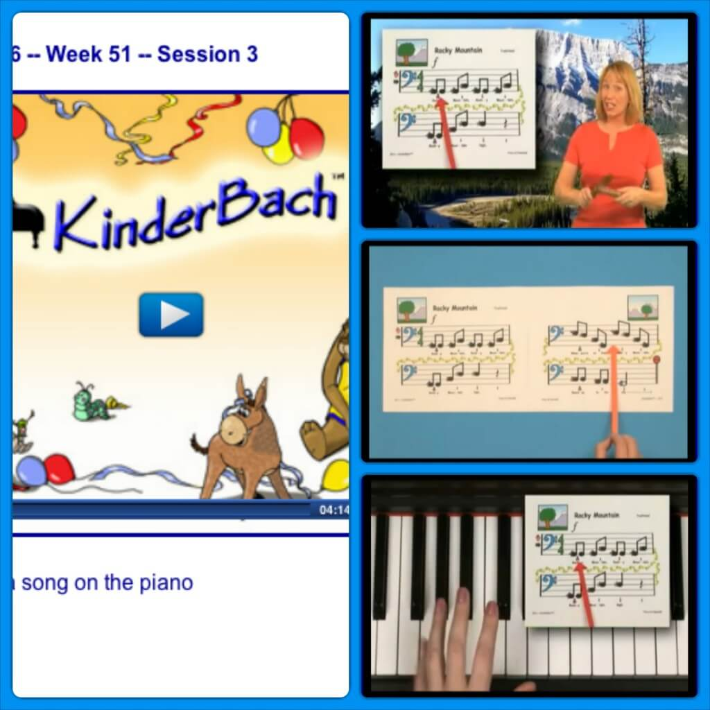 beginner piano lessons for young children