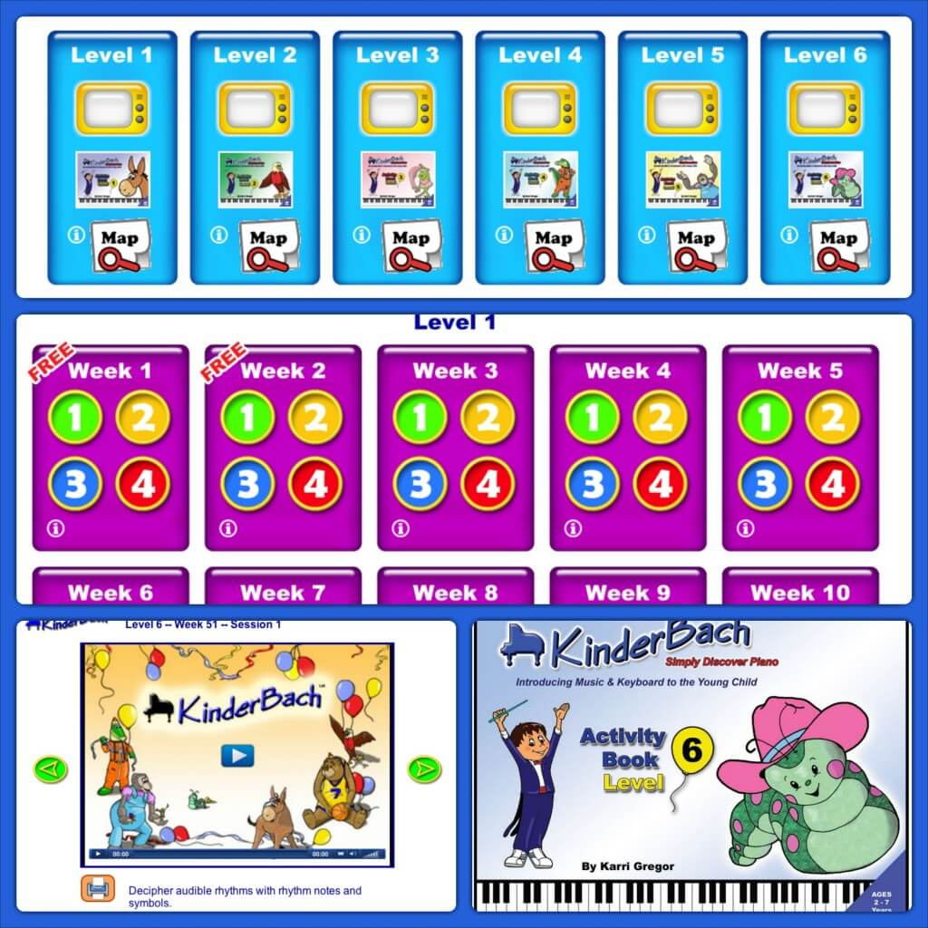 online piano lessons for preschoolers