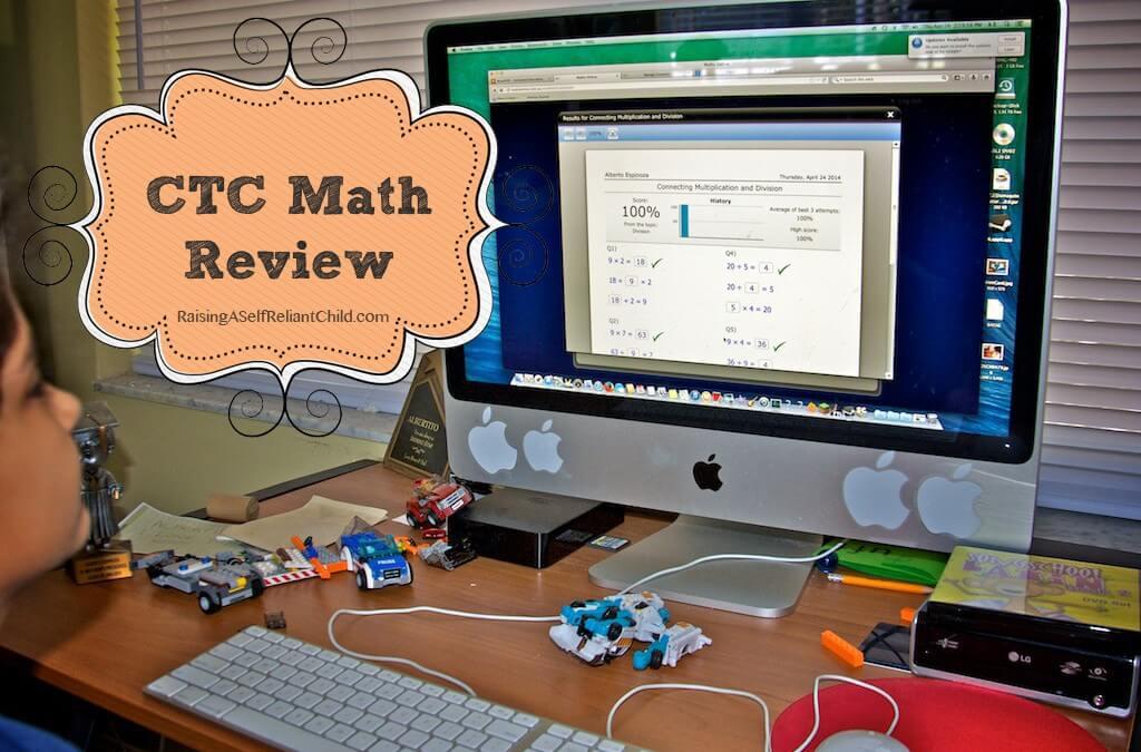 Homeschool Online Math Tutoring – CTC Math Review