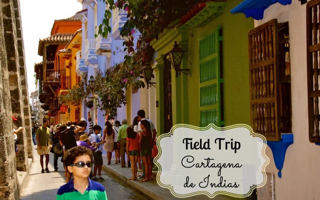 Field Trip to Historical Cartagena de Indias, Colombia