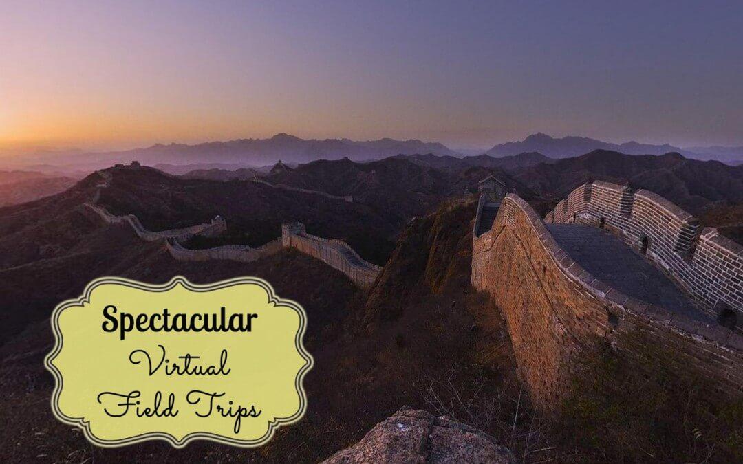 Spectacular Virtual Field Trips – Homeschoolers Delight