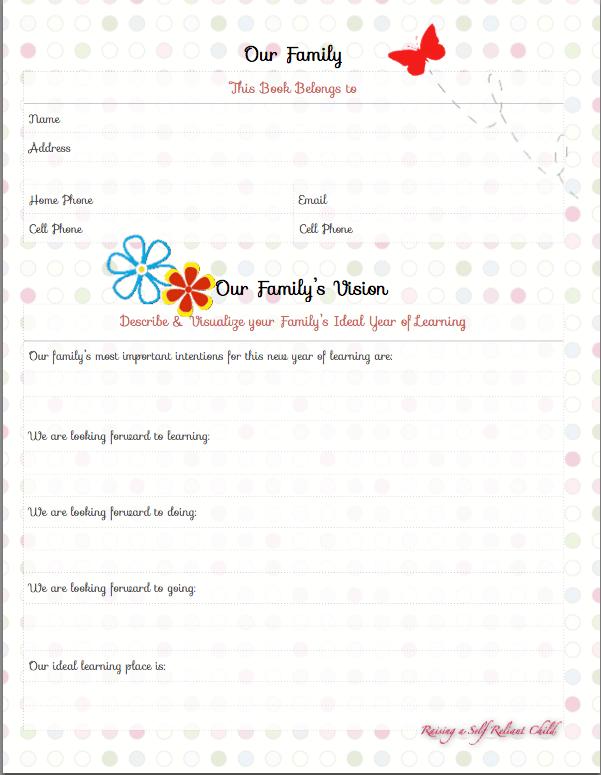 homeschool planner 2014 2015 pdf