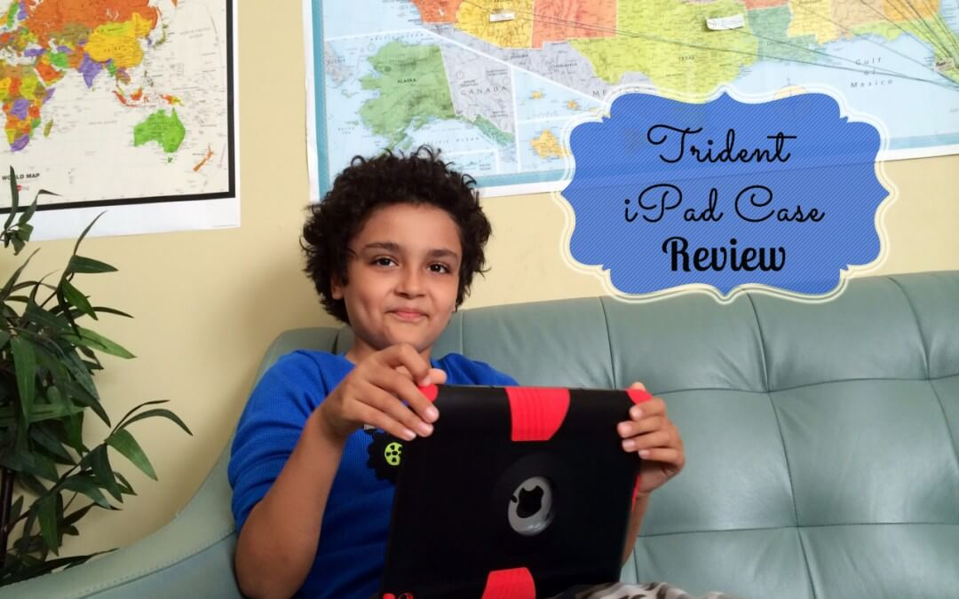 iPad Protective Case for Kids ~ Trident Case Review