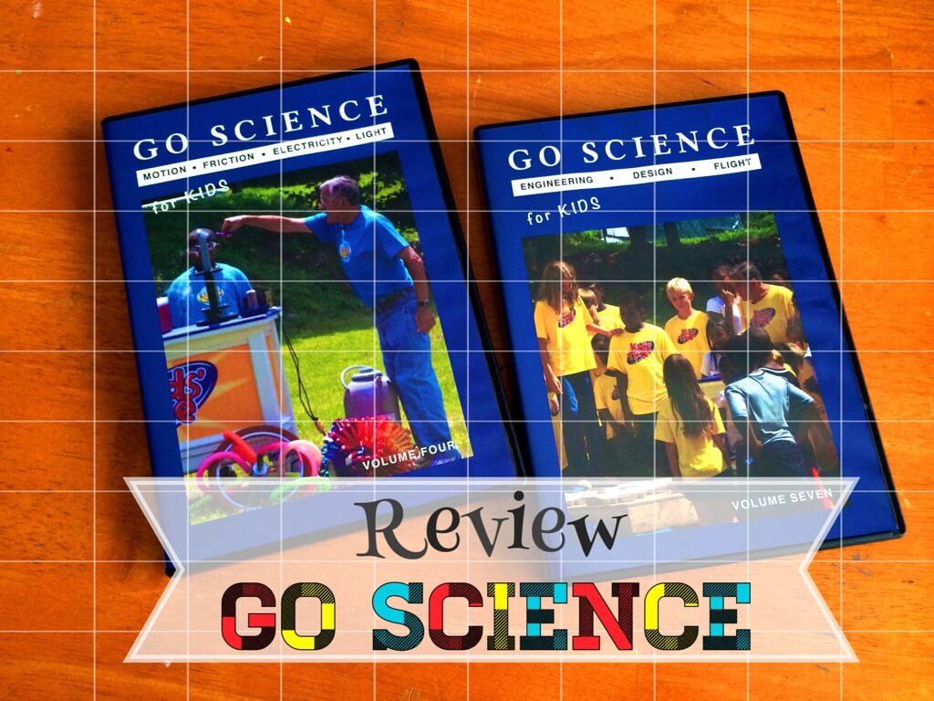 Go Science Demonstrations Videos Review