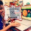 IXL Math & Language Arts practice for grades K-12