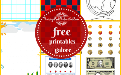 12 FREE Printables Sites Homeschooling Resources
