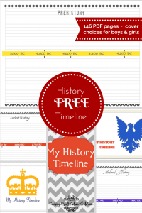history timeline #homeschool (2)
