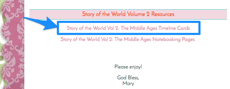 story-of-the-world-timeline-figures-vol-2