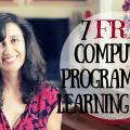 free computer programming courses homeschool
