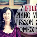 free-piano-lesson-sites-homeschool