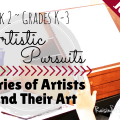 artistic pursuits homeschool review