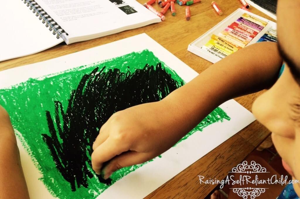 homeschool artistic pursuits review 2