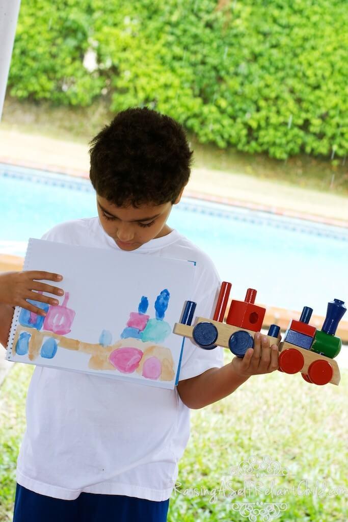 homeschool artistic pursuits review 3