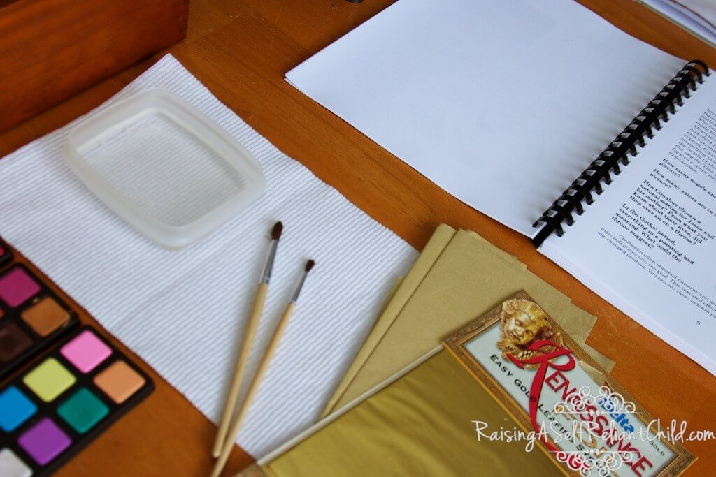 homeschool artistic pursuits review 5