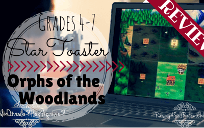 Star Toaster ~ Orphs of the Woodlands Review