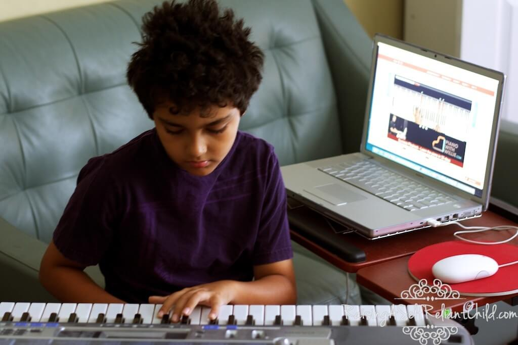 homeschool piano lessons review
