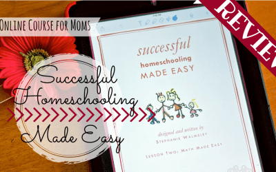 Successful Homeschooling Made Easy Review