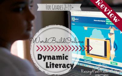 Dynamic Literacy WordBuildOnline Review