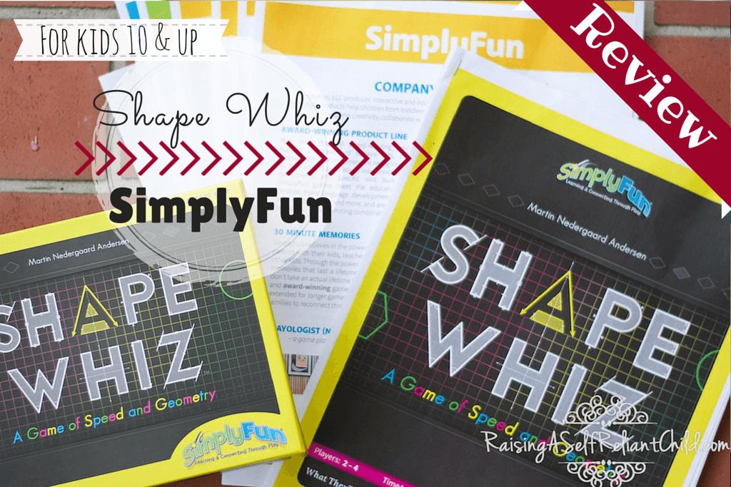 math games homeschool shape whiz simplyfun review