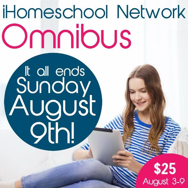 Massive Homeschool eBook Bundle Sale only $25