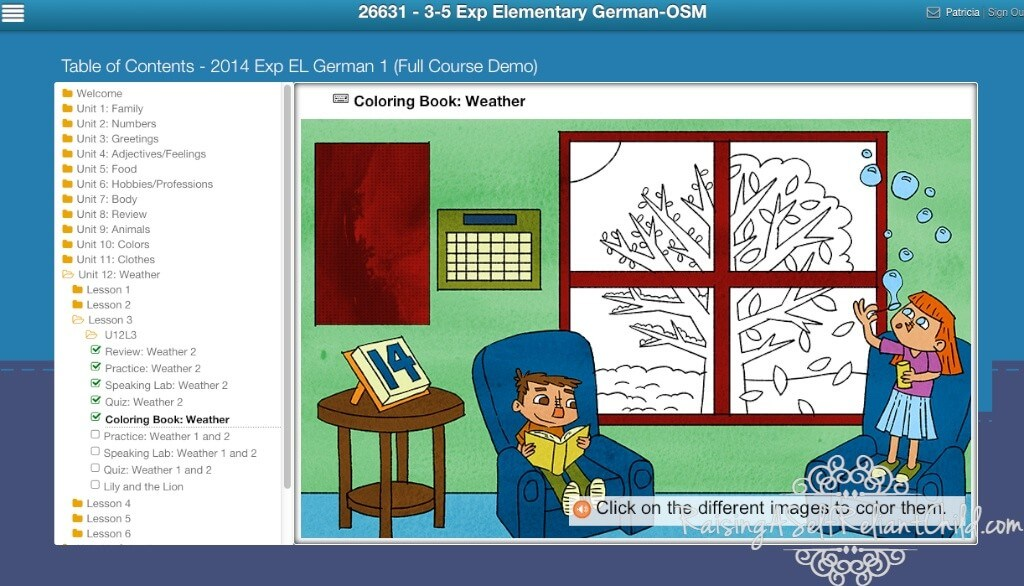 Middlebury languages for kids german review 044