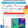 free learning resources homeschooling high school