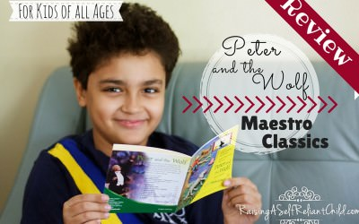 Maestro Classics Review ~ Peter and the Wolf