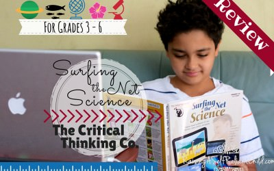 Surfing the Net: Science Review Homeschool Science Curriculum