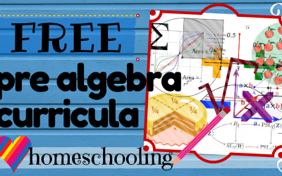 FREE Pre Algebra Curriculum Homeschool