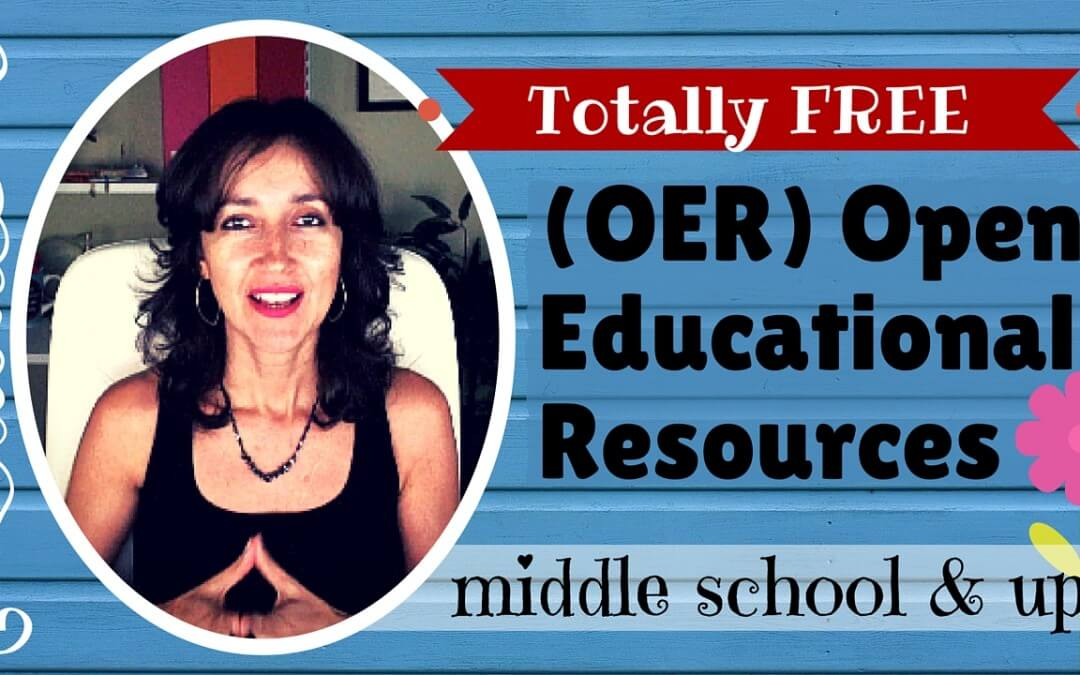 Homeschooling for Free: Open Educational Resources