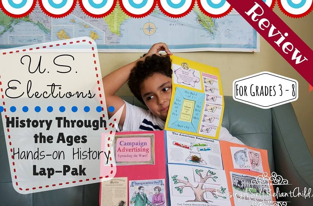 U.S. Elections Lapbook Review