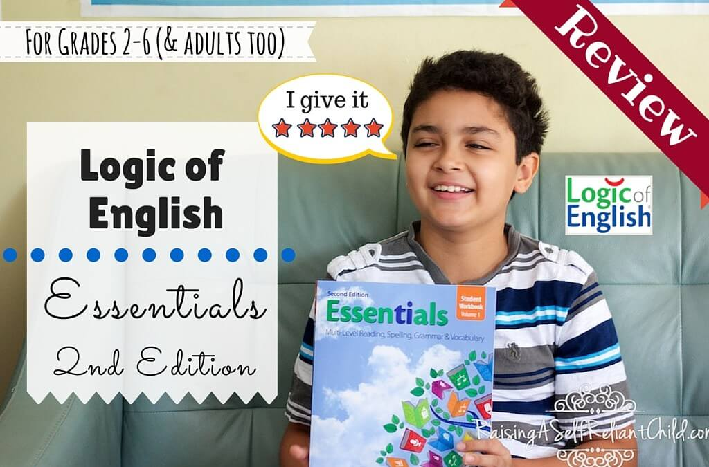 Homeschool Spelling Curriculum Logic of English Review