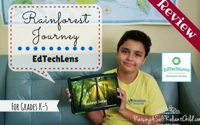 Rainforest Science EdTechLens Review