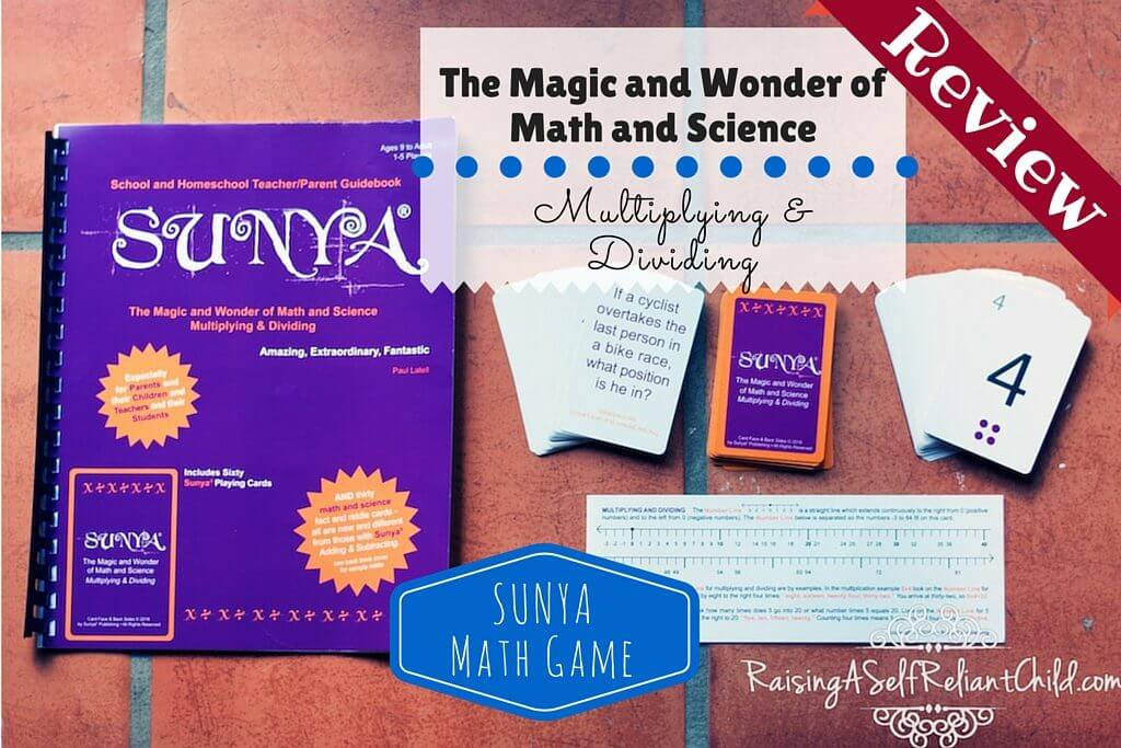 math game multiplication division sunya review
